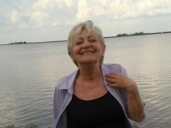 irisz 56 64 éves társkereső profilképe