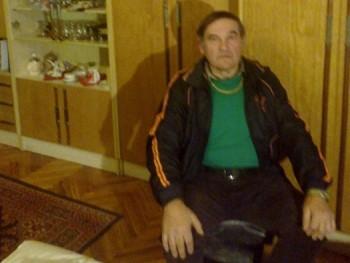 Brótya Sándor 70 éves társkereső profilképe