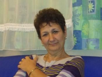 Végh Istvánné 64 éves társkereső profilképe