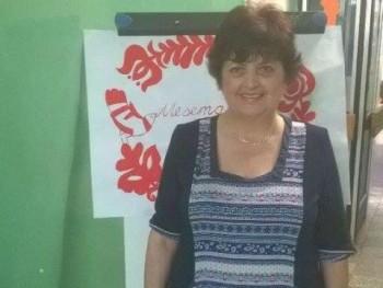 Erzsébet57 62 éves társkereső profilképe