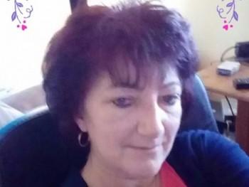 Erika50 54 éves társkereső profilképe