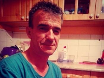 beres laszlo 54 éves társkereső profilképe