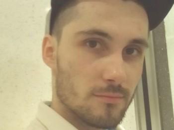 SSGSSGoku 28 éves társkereső profilképe