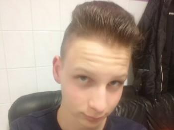 Szabó Dániel17 21 éves társkereső profilképe