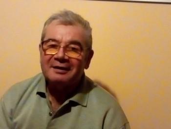 alex2222 70 éves társkereső profilképe