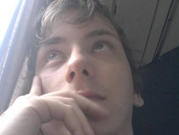 Péter_23 26 éves társkereső profilképe