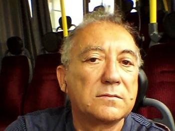 Jenke 68 éves társkereső profilképe