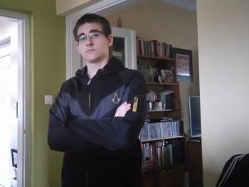 Lakedus 20 éves társkereső profilképe