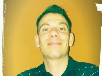 Pintér 37 éves társkereső profilképe