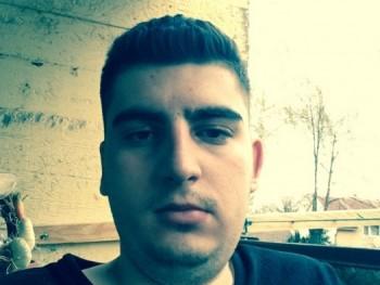 stef95 25 éves társkereső profilképe