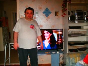 Péter40 43 éves társkereső profilképe