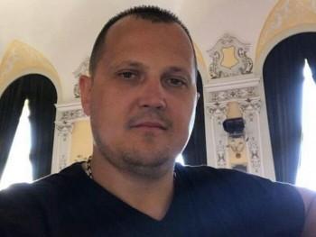 Sanyi Jack 40 éves társkereső profilképe
