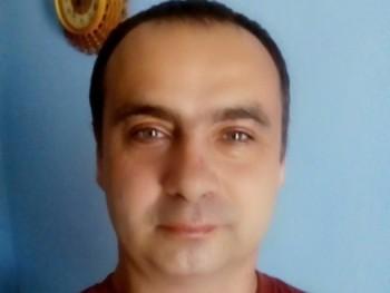 guru 45 éves társkereső profilképe