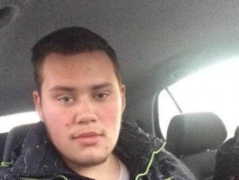 Patrik1113 23 éves társkereső profilképe
