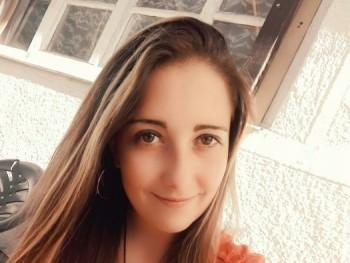 Mclissza 21 éves társkereső profilképe