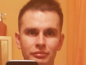 Zsoltti 33 éves társkereső profilképe