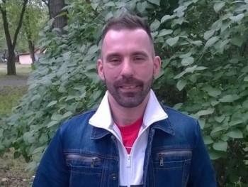 Balázsi 36 éves társkereső profilképe