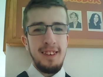 Kevin225 25 éves társkereső profilképe