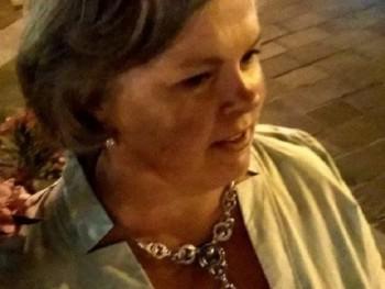 Norah1 52 éves társkereső profilképe
