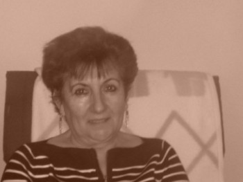 Anna-Anikó 64 éves társkereső profilképe