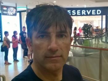 Bámulatos 47 éves társkereső profilképe