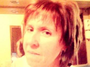 Éva1 47 éves társkereső profilképe