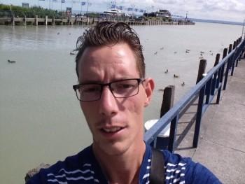 Fogas 31 éves társkereső profilképe