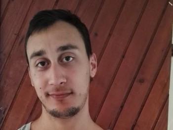 Sándor23 27 éves társkereső profilképe