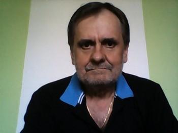 Petibá 65 éves társkereső profilképe