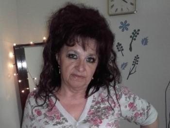 krisztina65 54 éves társkereső profilképe