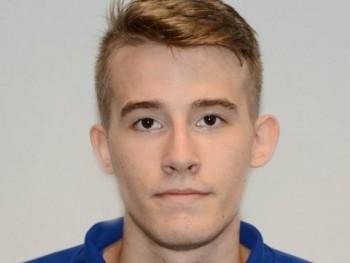 Tullner Attila 20 éves társkereső profilképe