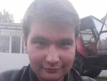 Hexogrante 21 éves társkereső profilképe