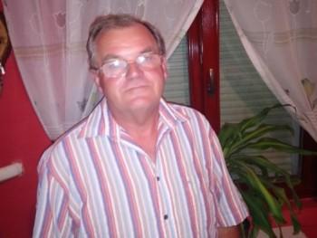 Bratyó 59 éves társkereső profilképe