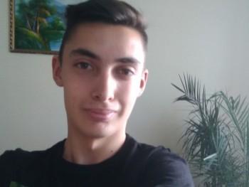 Darócz Dániel 22 éves társkereső profilképe