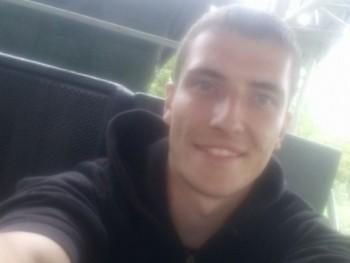 BBalázs 24 éves társkereső profilképe