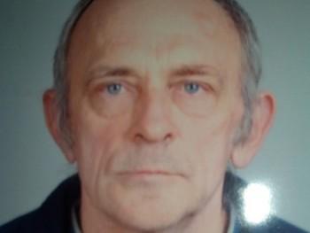 papas54 63 éves társkereső profilképe