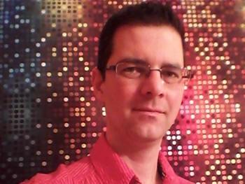 Gabe80 41 éves társkereső profilképe