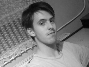 Gargya Csaba 21 éves társkereső profilképe
