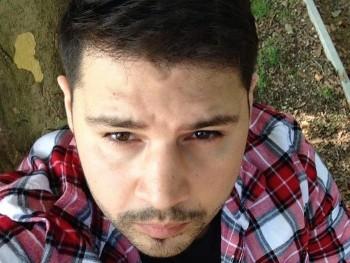 Amenadiel 28 éves társkereső profilképe