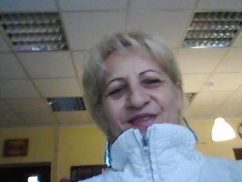 Sziszi Ven 56 éves társkereső profilképe