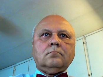 Szekereslajos 72 éves társkereső profilképe