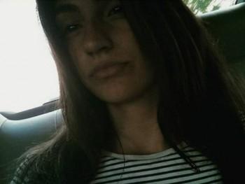 Patrícia0808 21 éves társkereső profilképe
