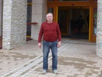 Peti-Lajos 65 éves társkereső profilképe