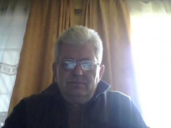magányíos 62 éves társkereső profilképe