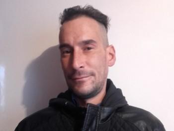 Miletics Attila 42 éves társkereső profilképe