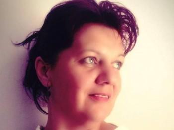 zsuskaszisza 46 éves társkereső profilképe