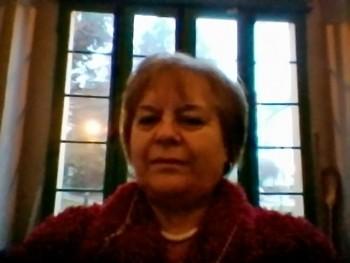 Lyli 63 éves társkereső profilképe