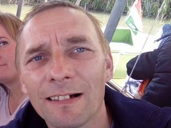 szenvedéjes 43 éves társkereső profilképe
