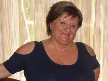 Erika1001 57 éves társkereső profilképe