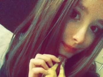 musanana 20 éves társkereső profilképe